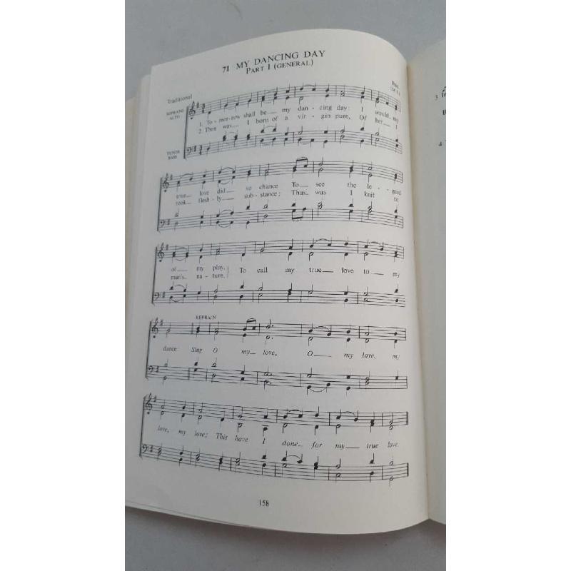 OXFORD BOOK OF CAROLS   Mercatino dell'Usato Roma porta di roma 3