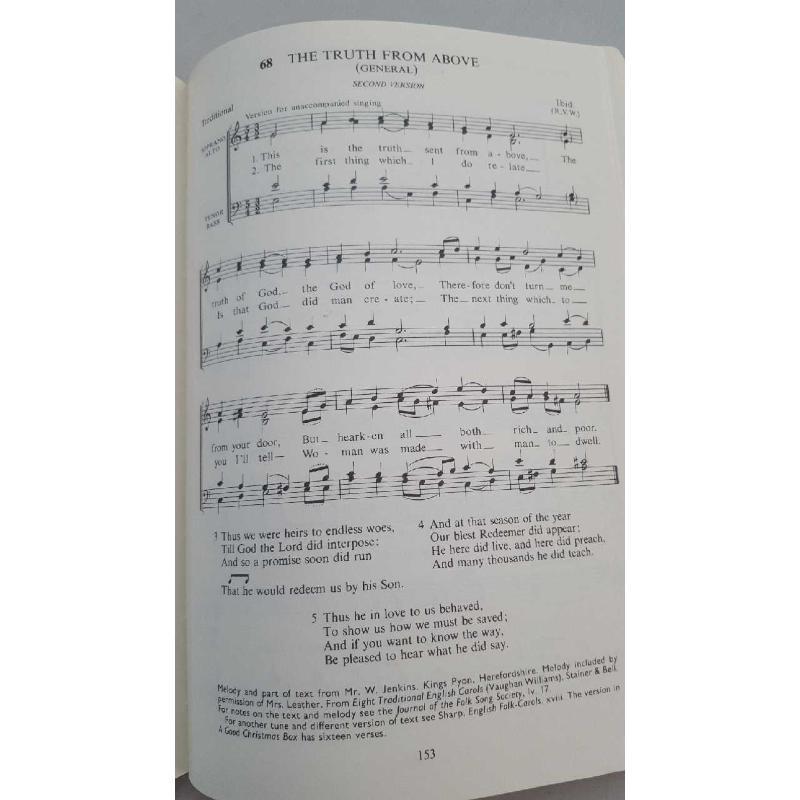 OXFORD BOOK OF CAROLS   Mercatino dell'Usato Roma porta di roma 4