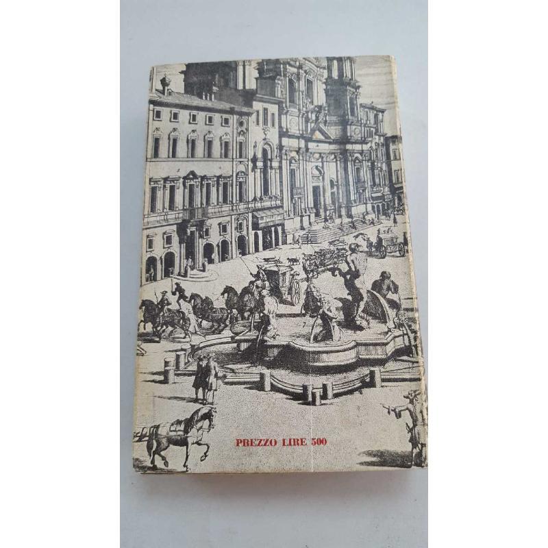 LE MASCHERE ROMANE BRAGAGLIA COLOMBO EDITORE | Mercatino dell'Usato Roma porta di roma 2