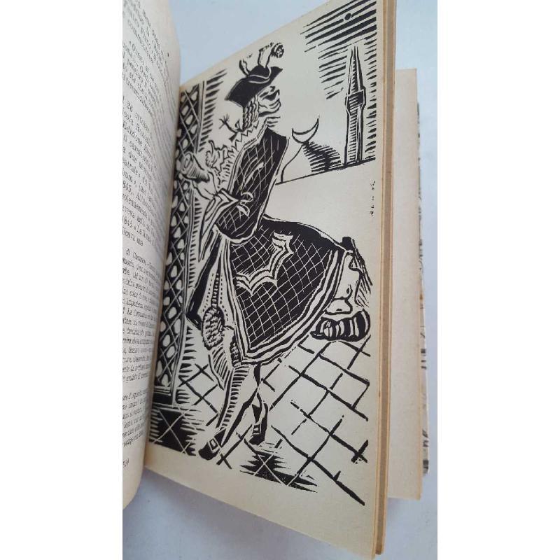 LE MASCHERE ROMANE BRAGAGLIA COLOMBO EDITORE | Mercatino dell'Usato Roma porta di roma 5