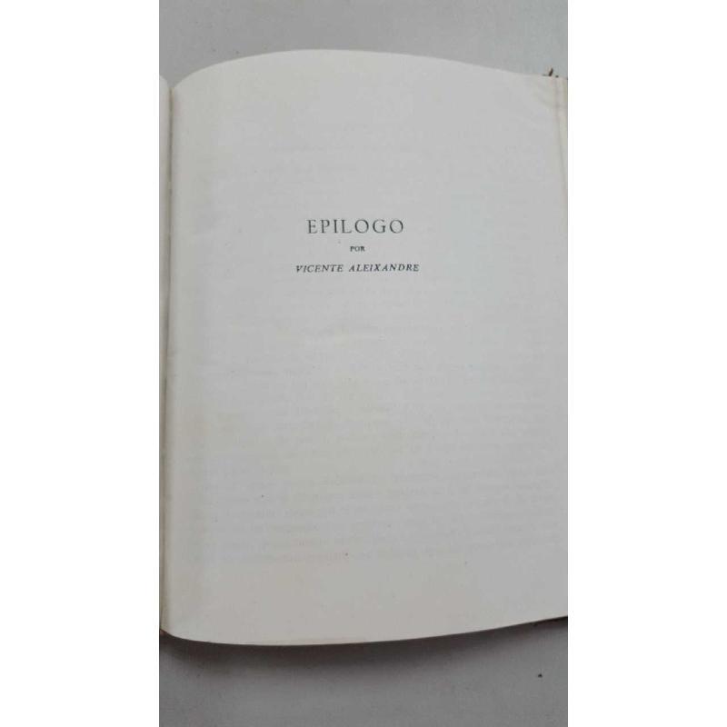 OBRAS COMPLETAS LORCA 1954 | Mercatino dell'Usato Roma porta di roma 5