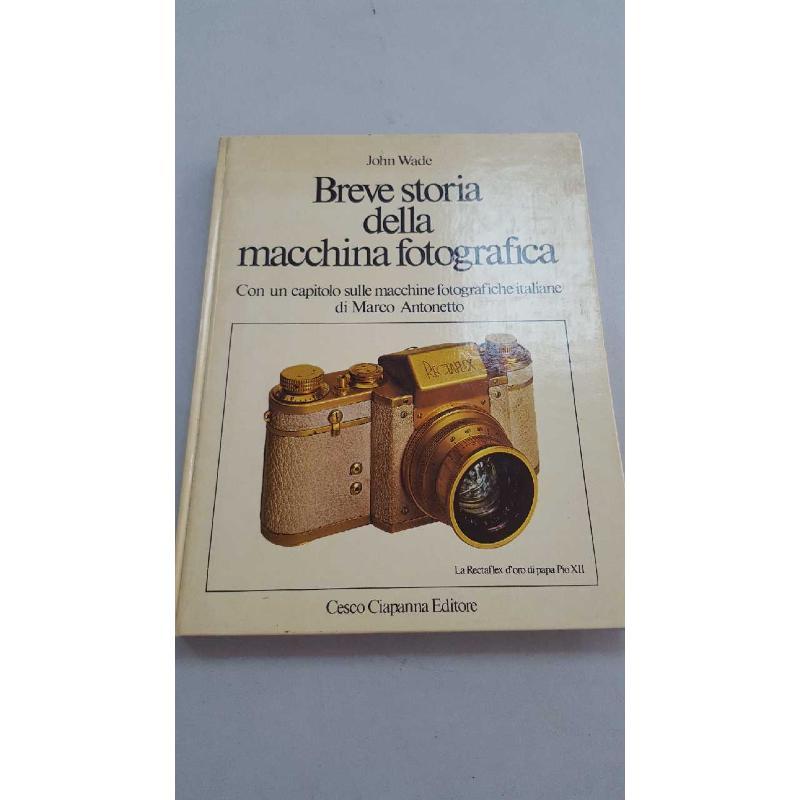 BREVE STORIA DELLA MACCHINA FOTOGRAFICA | Mercatino dell'Usato Roma porta di roma 1