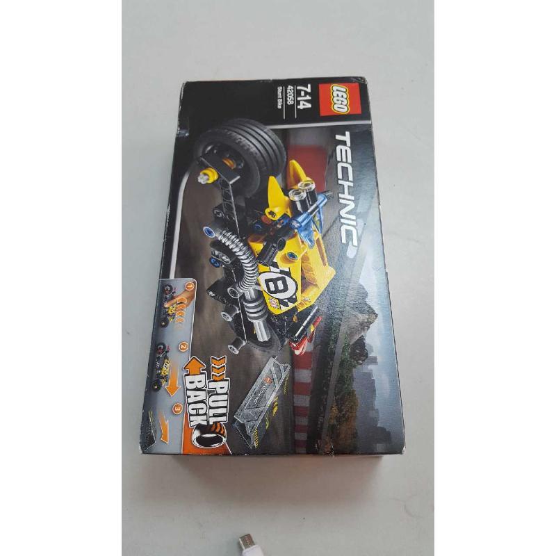 LEGO TECHNIC 42058 | Mercatino dell'Usato Roma porta di roma 3