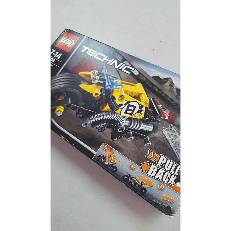 LEGO TECHNIC 42058 | Mercatino dell'Usato Roma porta di roma 4