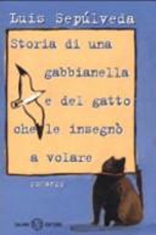 STORIA DI UNA GABBIANELLA E DEL GATTO CHE LE INSEG | Mercatino dell'Usato Roma casalotti 1