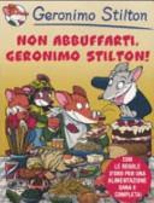 NON ABBUFFARTI, GERONIMO STILTON! | Mercatino dell'Usato Roma casalotti 1
