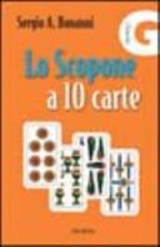 LO SCOPONE A 10 CARTE | Mercatino dell'Usato Roma casalotti 1
