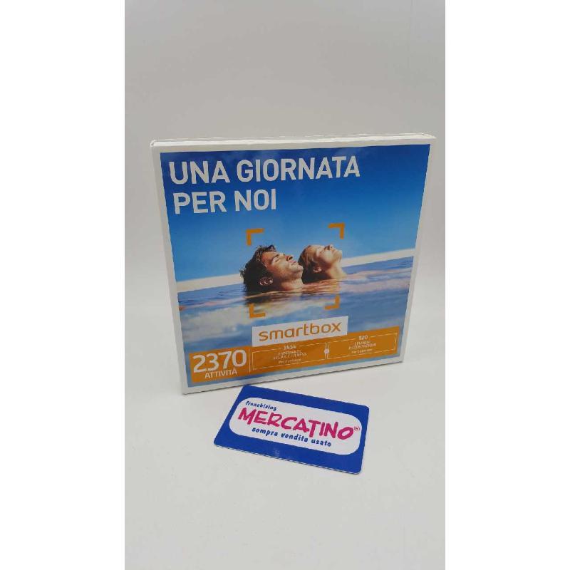 SMART BOX UNA GIORNATA PER NOI | Mercatino dell'Usato Roma casalotti 1