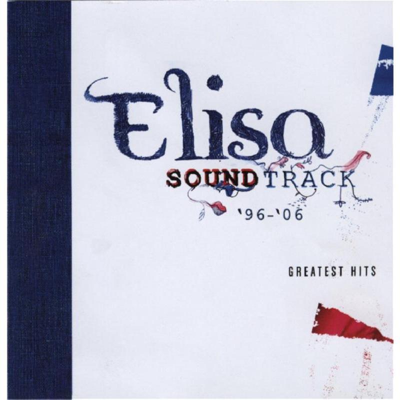 ELISA - SOUNDTRACK '96-'06 GREATEST HITS   Mercatino dell'Usato Roma casalotti 1