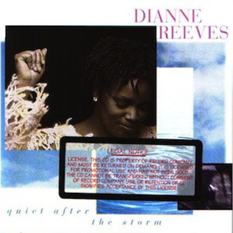 DIANNE REEVES - QUIET AFTER THE STORM | Mercatino dell'Usato Roma casalotti 1