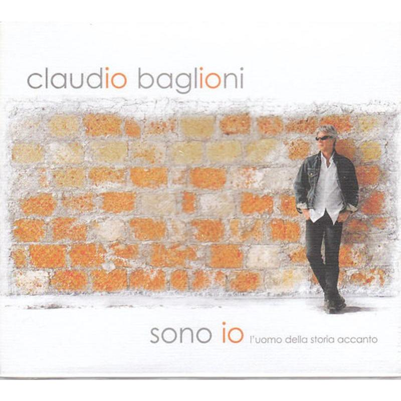 CLAUDIO BAGLIONI - SONO IO (L'UOMO DELLA STORIA AC   Mercatino dell'Usato Roma casalotti 1