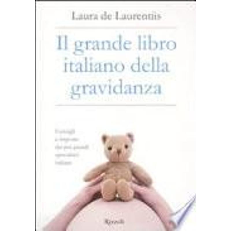 IL GRANDE LIBRO ITALIANO DELLA GRAVIDANZA | Mercatino dell'Usato Roma casalotti 1