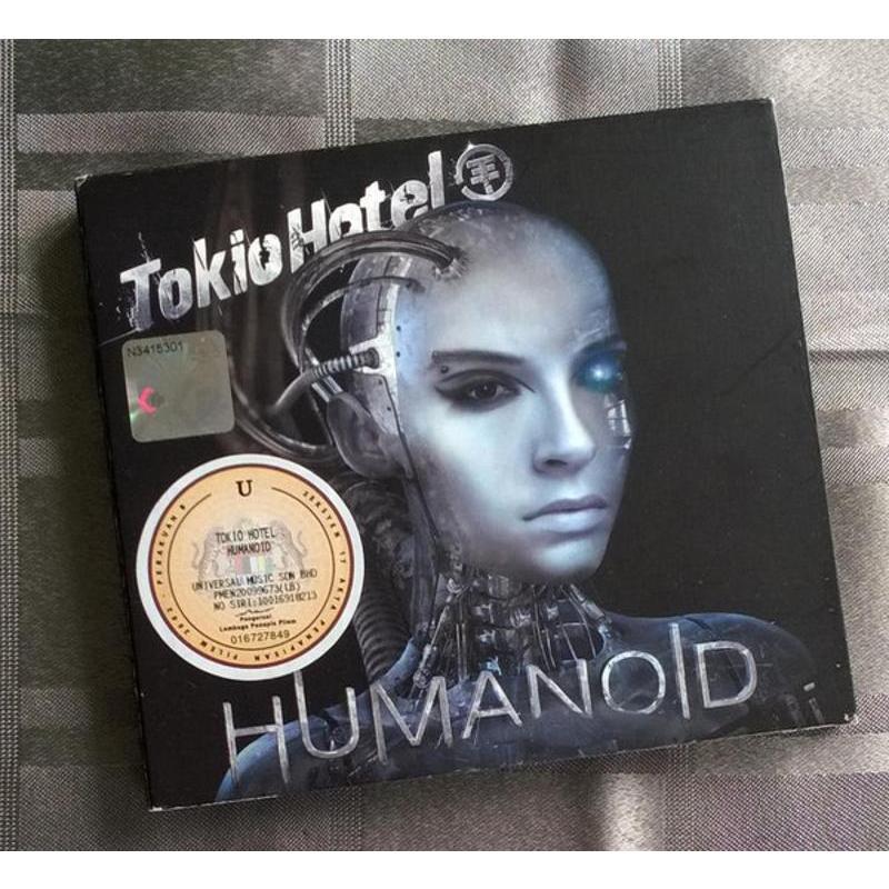 TOKIO HOTEL - HUMANOID | Mercatino dell'Usato Pomezia 1
