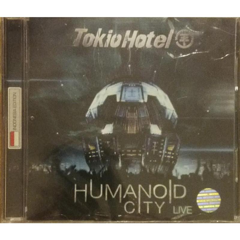 TOKIO HOTEL - HUMANOID CITY LIVE | Mercatino dell'Usato Pomezia 1