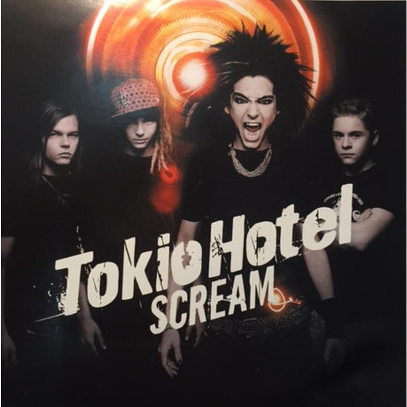 TOKIO HOTEL - SCREAM   Mercatino dell'Usato Pomezia 1