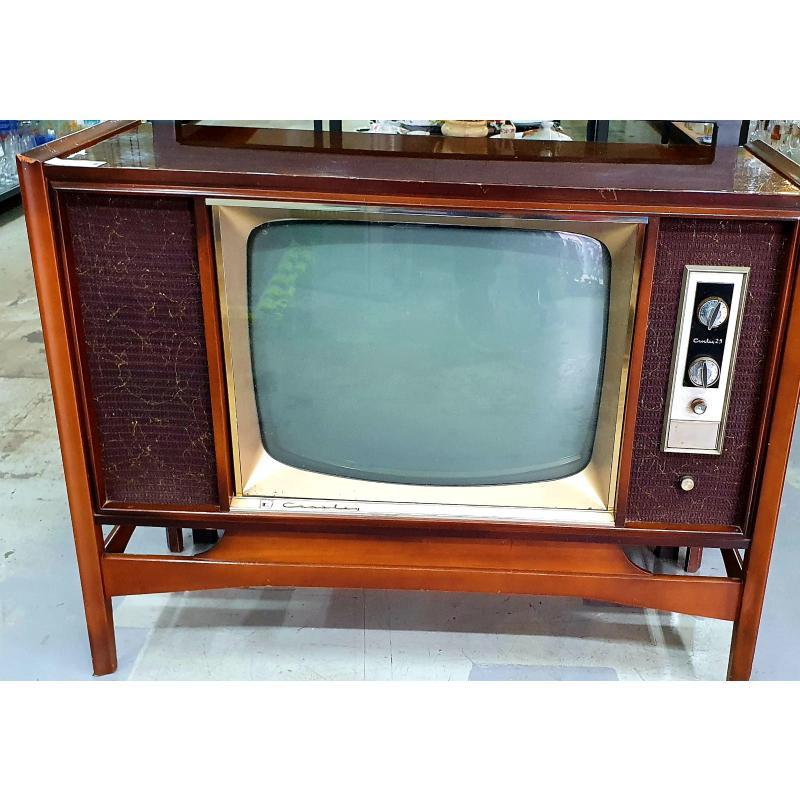 MOBILE TV VINTAGE CROSLEY 25   Mercatino dell'Usato Pomezia 1