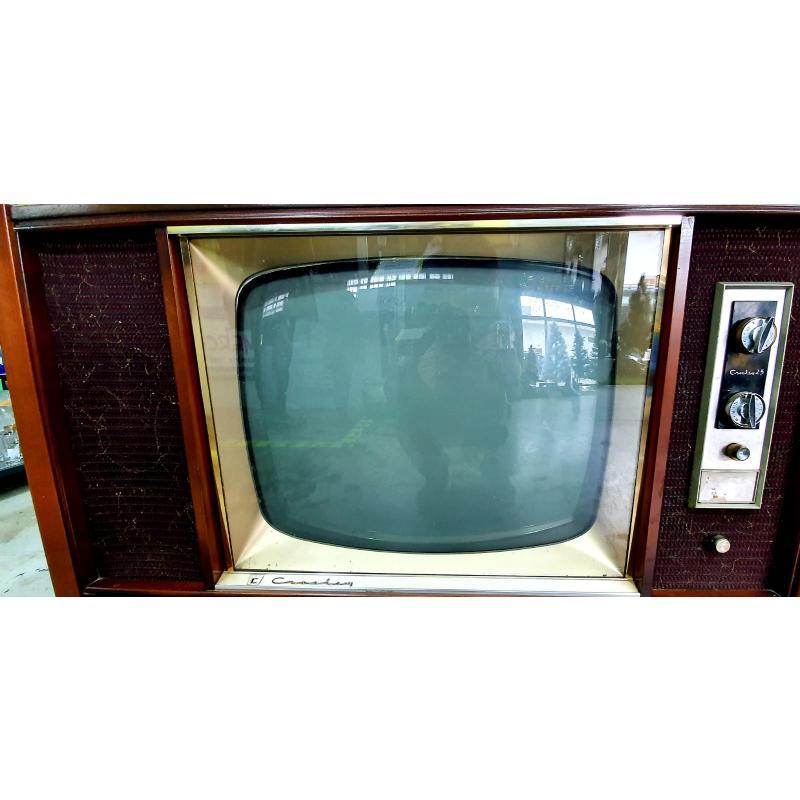 MOBILE TV VINTAGE CROSLEY 25   Mercatino dell'Usato Pomezia 2