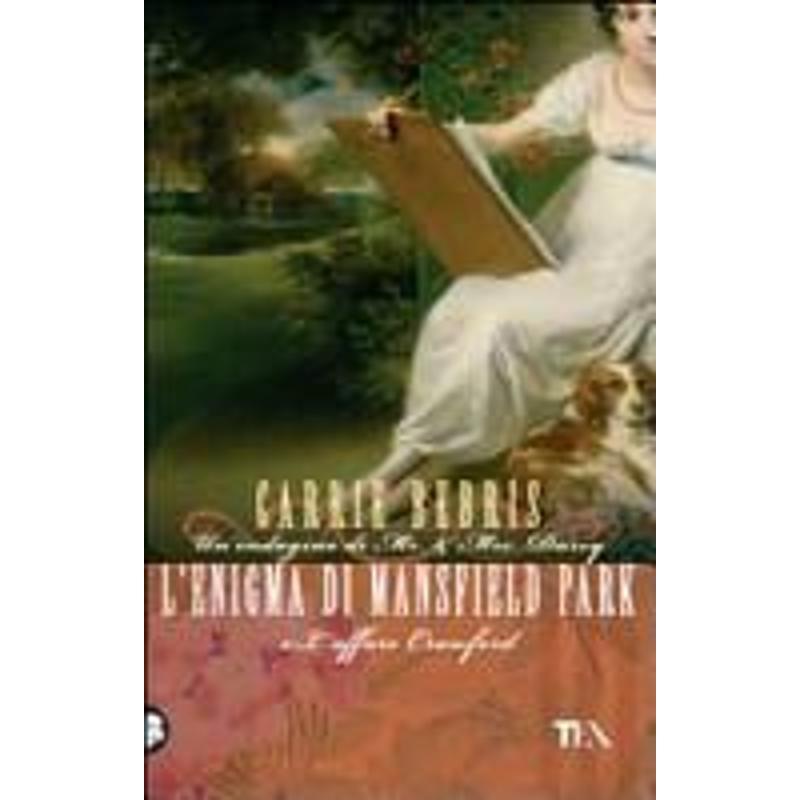 L'ENIGMA DI MANSFIELD PARK O L'AFFARE CRAWFORD | Mercatino dell'Usato Pomezia 1
