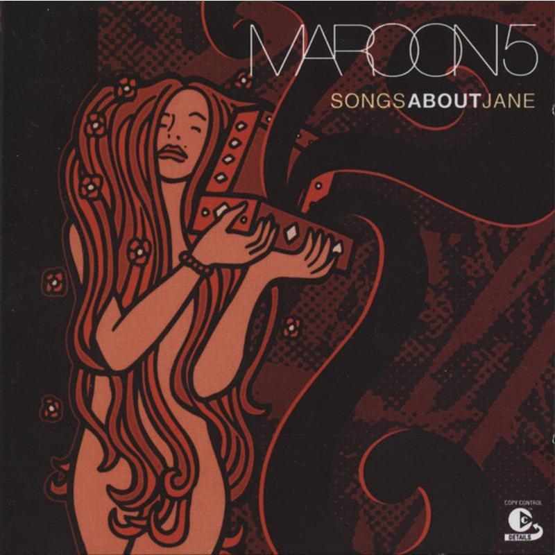 MAROON 5 - SONGS ABOUT JANE   Mercatino dell'Usato Pomezia 1