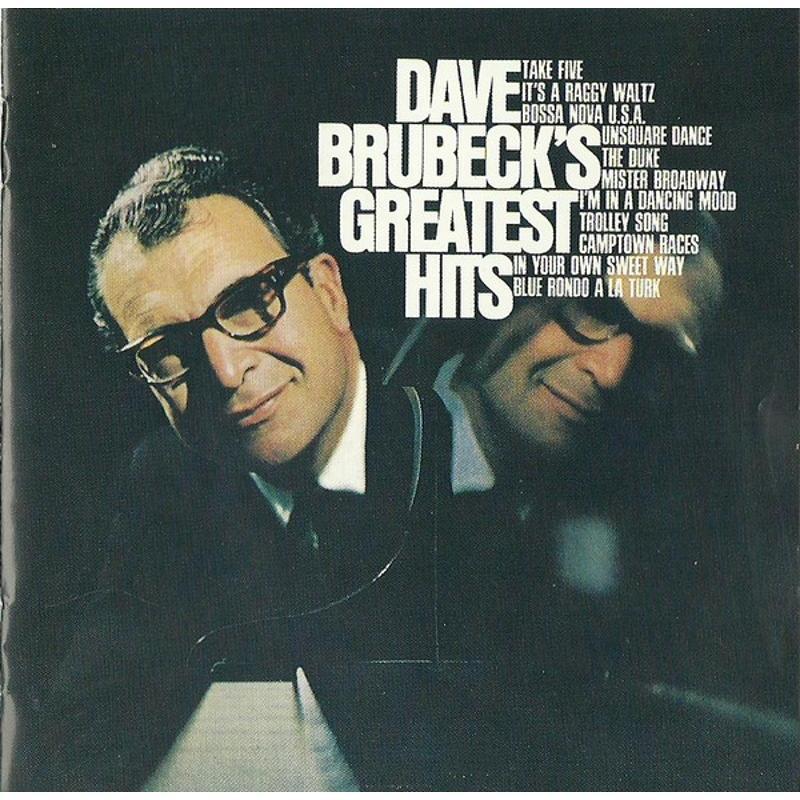 DAVE BRUBECK - DAVE BRUBECK'S GREATEST HITS | Mercatino dell'Usato Pomezia 1