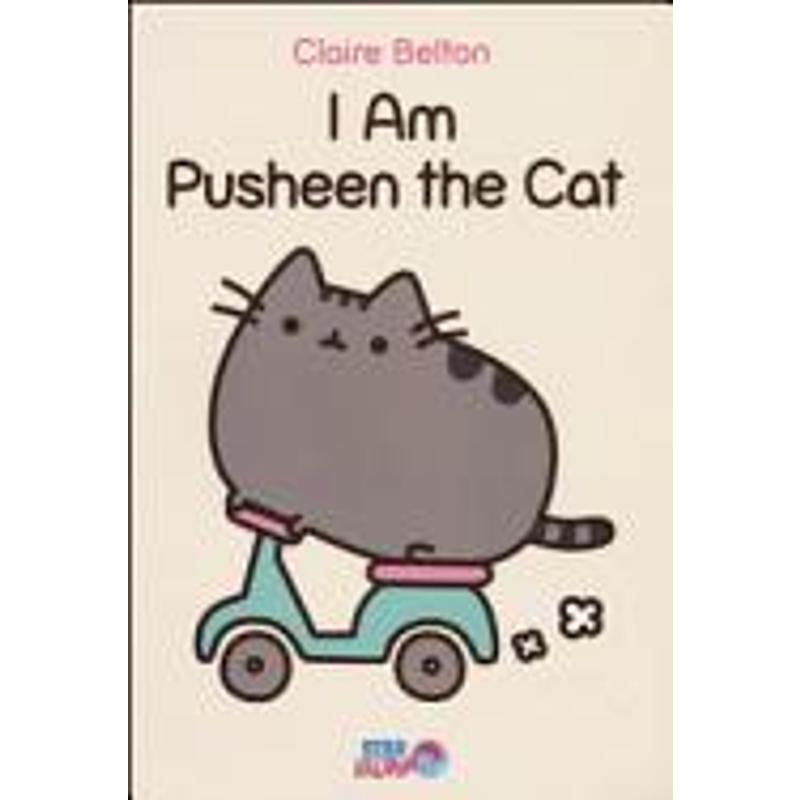 I AM PUSHEEN THE CAT   Mercatino dell'Usato Pomezia 1