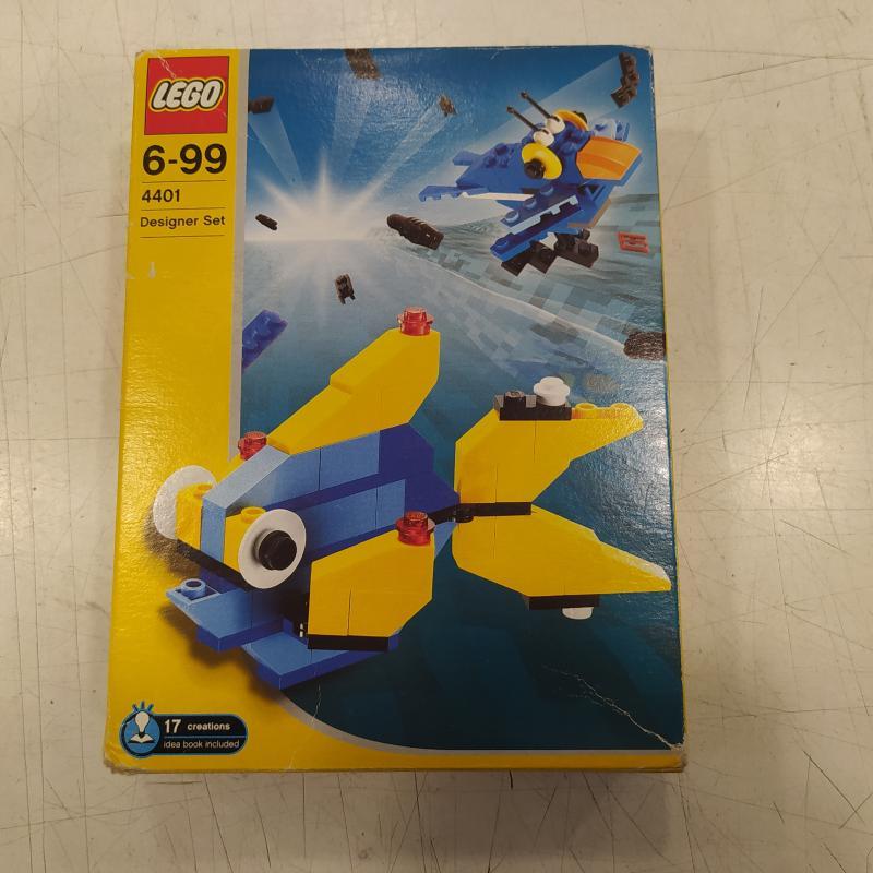 LEGO 4401 DESIGNER SET | Mercatino dell'Usato Roma somalia 1