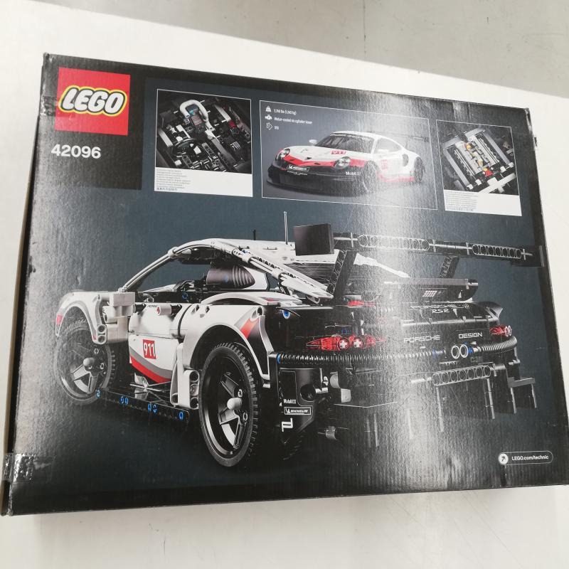 LEGO TECHNICS PORSCHE 911 RSR 42096   Mercatino dell'Usato Roma somalia 3