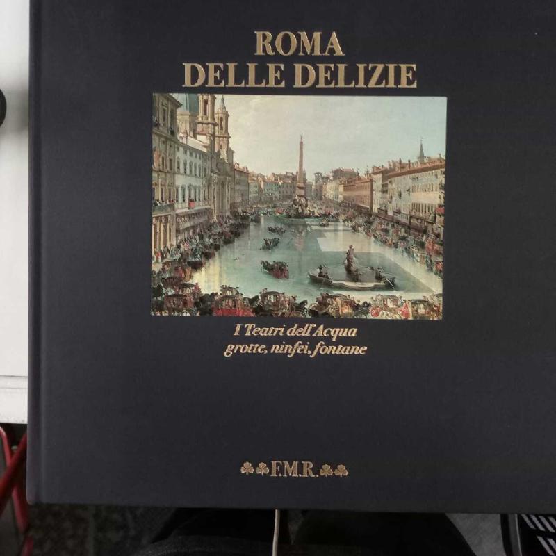 ROMA DELLE DELIZIE | Mercatino dell'Usato Roma casetta mattei 1
