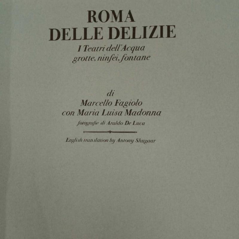 ROMA DELLE DELIZIE | Mercatino dell'Usato Roma casetta mattei 2