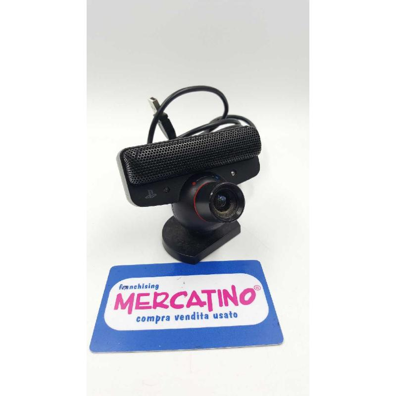 WEB CAM PLAYSTATION 3  | Mercatino dell'Usato Roma casalotti 1