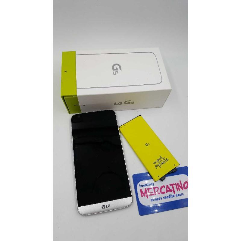 SMARTPHONE LG G5 + 2A BATTERIA | Mercatino dell'Usato Roma casalotti 1
