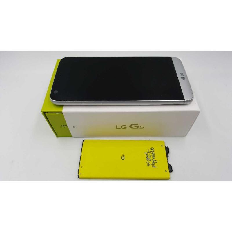 SMARTPHONE LG G5 + 2A BATTERIA | Mercatino dell'Usato Roma casalotti 2