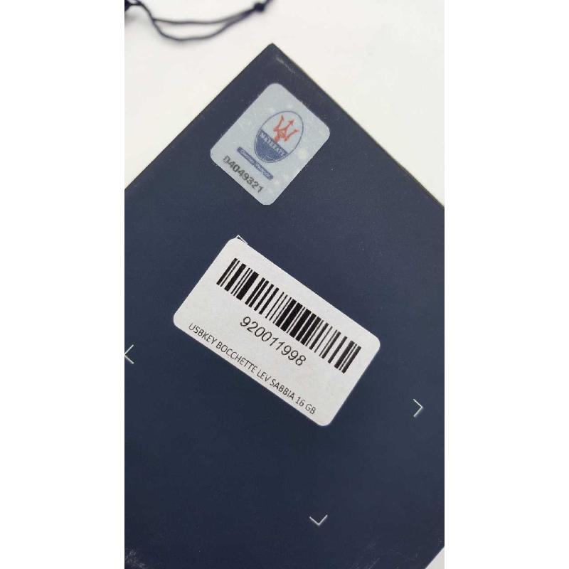 USB MASERATI 16 GB | Mercatino dell'Usato Roma casalotti 4