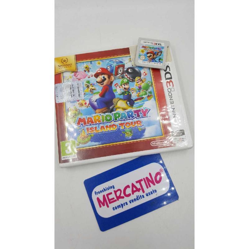 GIOCO NINTENDO 3DS MARIO PARTY ISLAND TOUR   Mercatino dell'Usato Roma casalotti 1