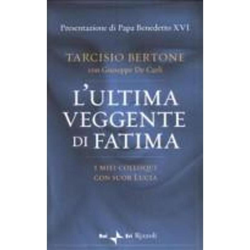 L' ULTIMA VEGGENTE DI FATIMA   Mercatino dell'Usato Rimini 1