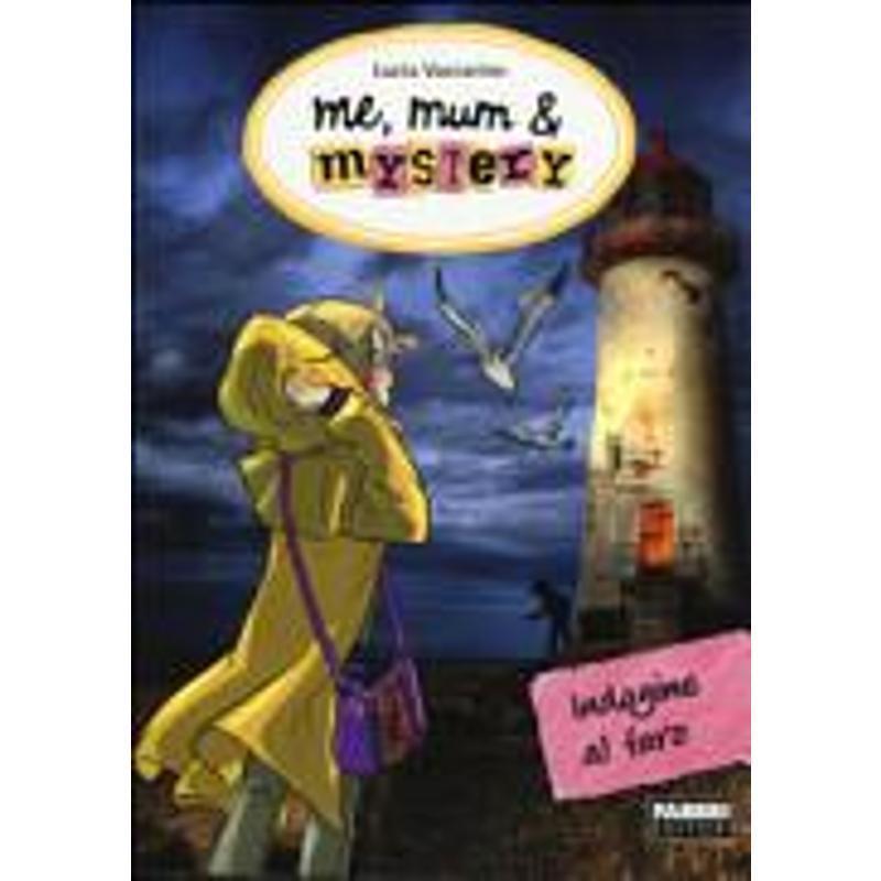 INDAGINE AL FARO. ME, MUM & MISTERY | Mercatino dell'Usato Rimini 1