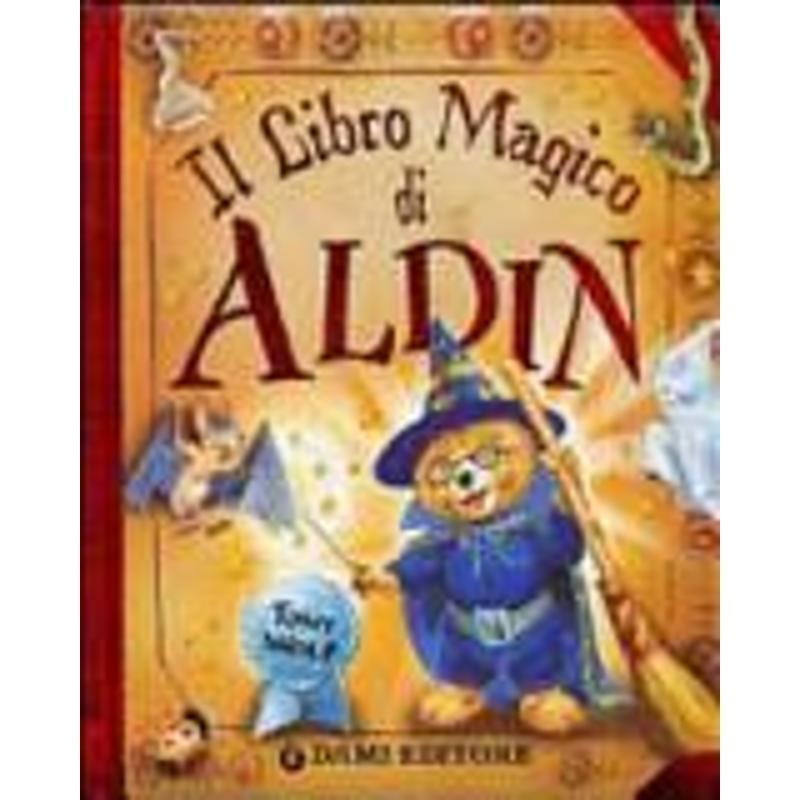 IL LIBRO MAGICO DI ALDIN | Mercatino dell'Usato Rimini 1