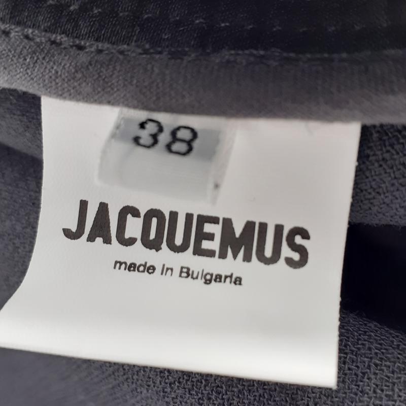 JACQUEMUS CAPPOTTO DONNA LUNGO   Mercatino dell'Usato Rimini 4