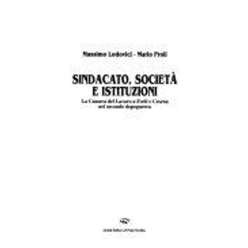 SINDACATO, SOCIETÀ E ISTITUZIONI | Mercatino dell'Usato Rimini 1