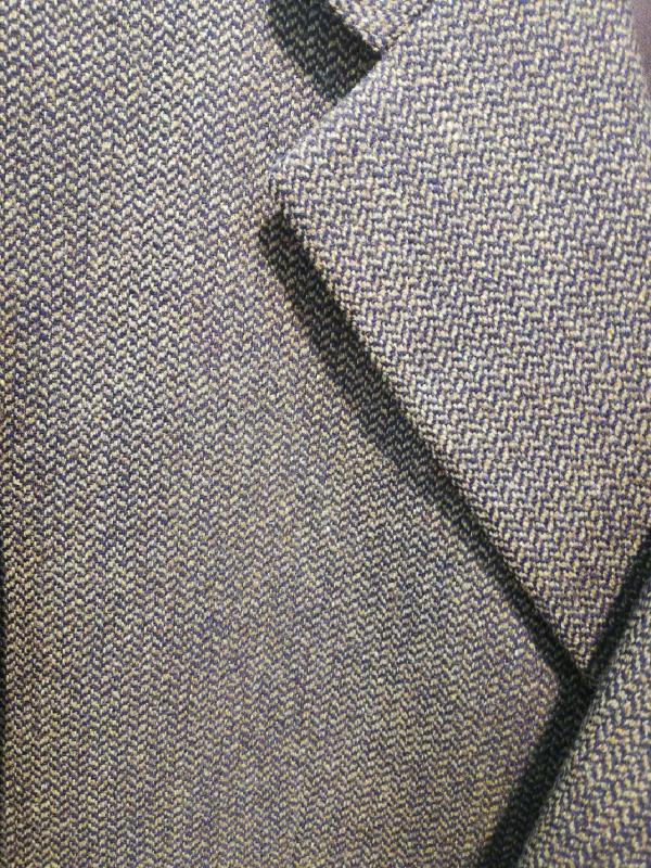 GIACCA UOMO UF BURBERRY SPIGATO MARR | Mercatino dell'Usato Bellizzi 2