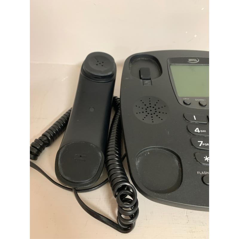 TELEFONO FISSO SITEL NERO  | Mercatino dell'Usato Pontecagnano faiano 2
