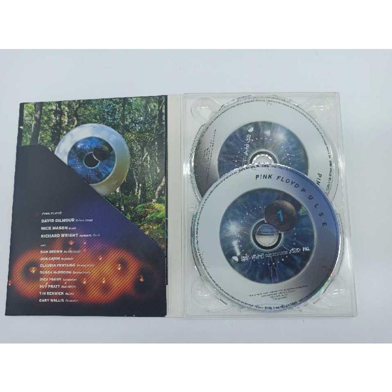 DVD PINK FLOYD PULSE | Mercatino dell'Usato Teramo 2
