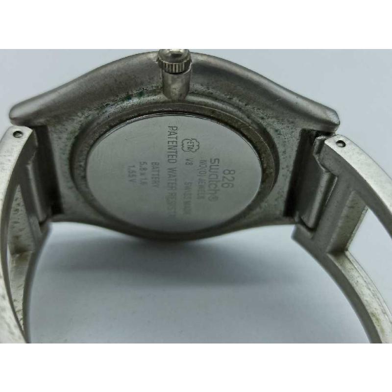OROLOGIO DA POLSO SWATCH AG 2001 CINTURINO METALLO | Mercatino dell'Usato Teramo 3