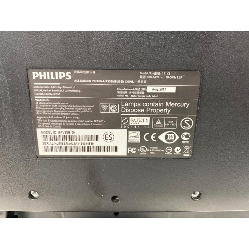 MONITOR PC PHILIPS I19V | Mercatino dell'Usato Teramo 2