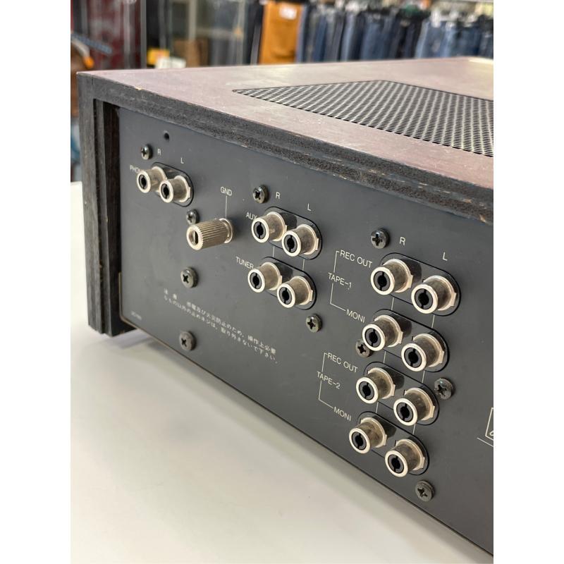 AMPLIFICATORE LUXMAN L 45 A JAPAN PERFECT   Mercatino dell'Usato Teramo 4