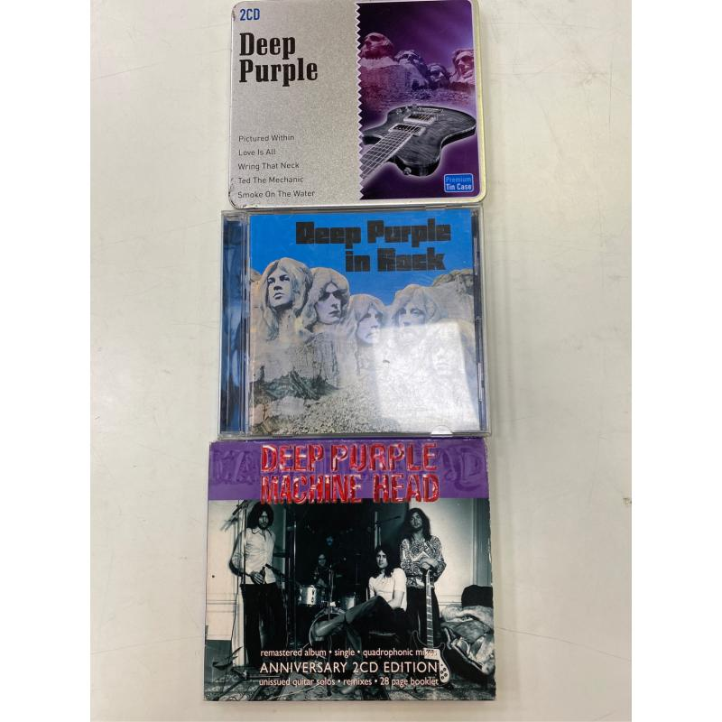 CD DEEP PURPLE | Mercatino dell'Usato Teramo 1