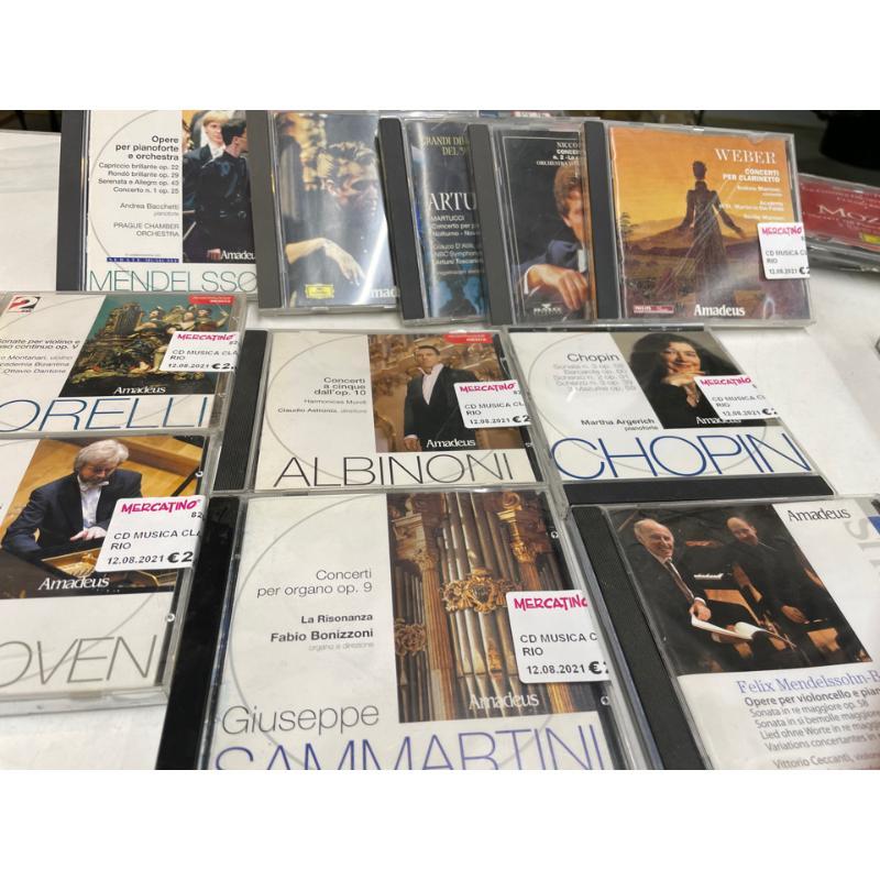 CD MUSICA CLASSICA VARIO | Mercatino dell'Usato Teramo 1
