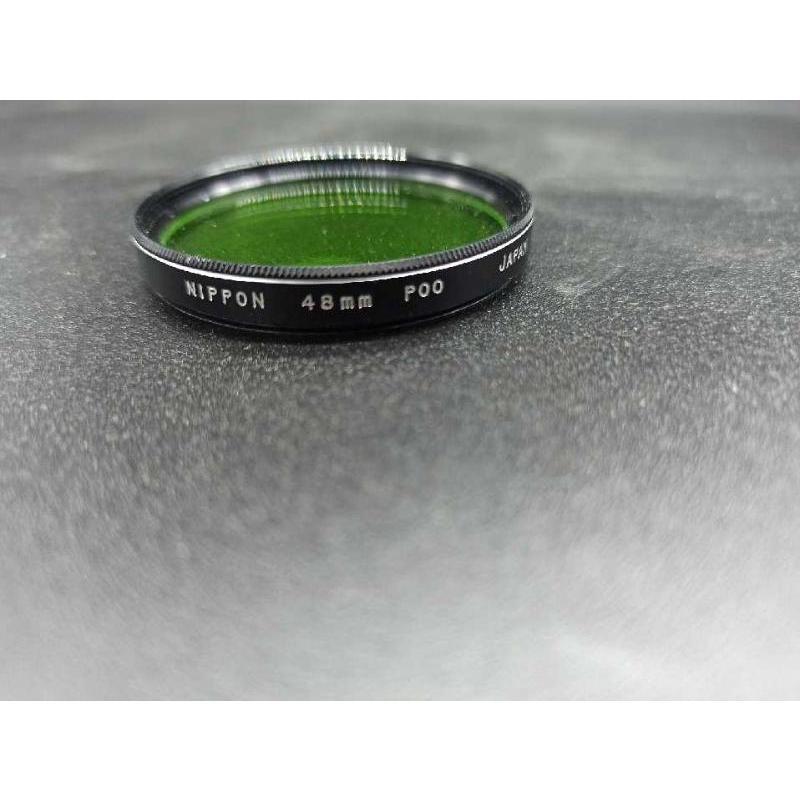 FILTRO OTTICO JAPAN NIPPON 48MM P00 | Mercatino dell'Usato Teramo 2