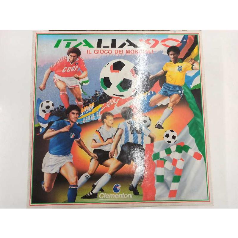 ITALIA '90 - IL GIOCO DEI MONDIALI (RARO) - GIOCO DA TAVOLO CLEMENTONI   Mercatino dell'Usato Teramo 1
