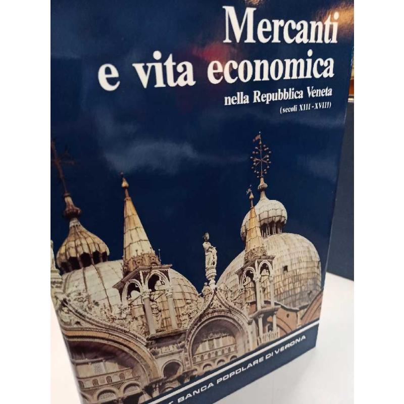 LIBRO MERCANTE E VITA ECONOMICA VOL.2 | Mercatino dell'Usato Teramo 1